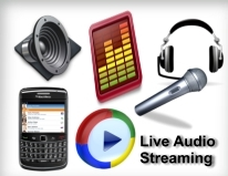 Click HERE for live audio streaming